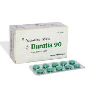 yleinen DAPOXETINE myytävänä Suomessa: Duratia 90 mg online-ED-pillereiden kaupassa t-bondfutures.com